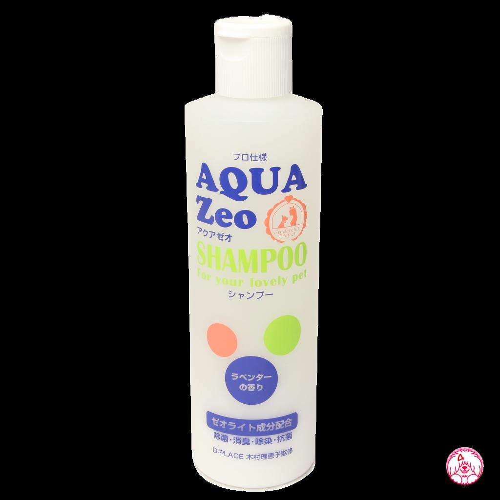 AQUA Zeo アクアゼオ オーガニックシャンプー 300ml