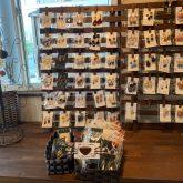 ただいま、店内にて  当店のお客さまでもあります、 @chatto3 (instagram) さん手作りの ハンドメイドアクセサリーを展示、販売中で…